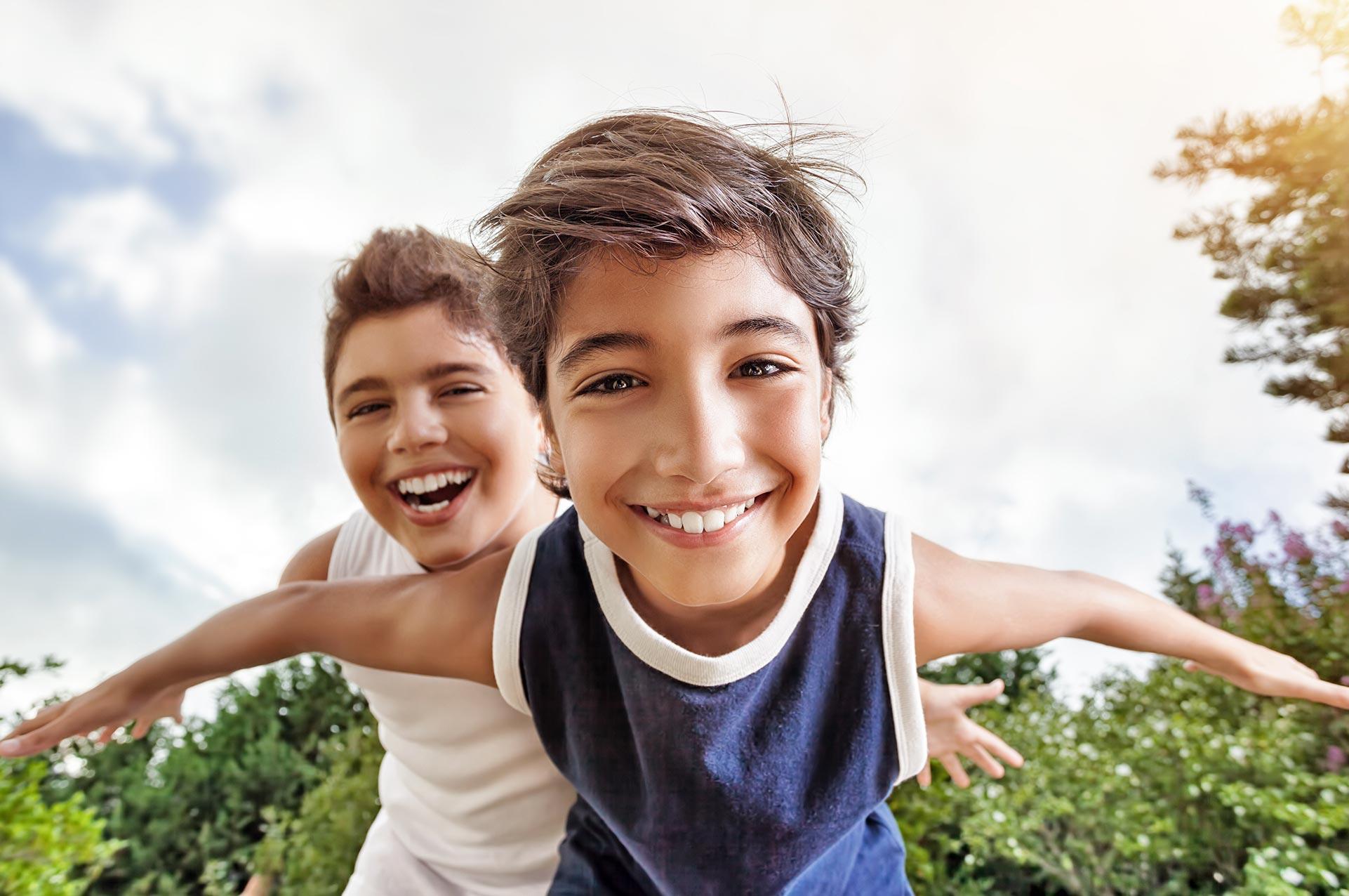 Orthodontie pédiatrique