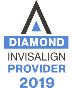 logo diamond invisalign provider 2019